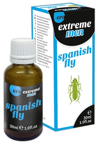 Spain Fly extreme men 30 ml - Farbe: transparent - Menge: 30ml