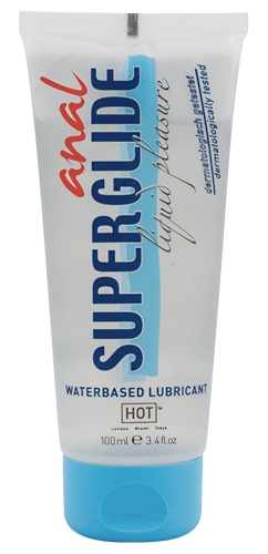 Anal Superglide - Farbe: transparent - Menge: 100ml