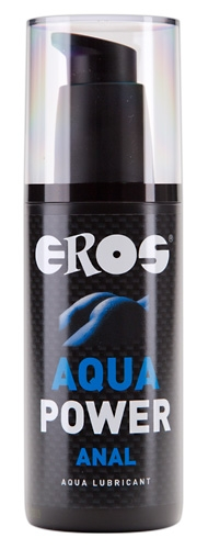 Aqua Power Anal - Farbe: transparent - Aroma: ohne, Eigengeruch - Menge: 125ml