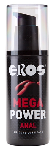Mega Power Anal - Farbe: transparent - Menge: 125ml