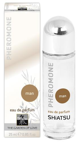 Pheromone Parfum Men 25 ml - Farbe: transparent - Menge: 25ml