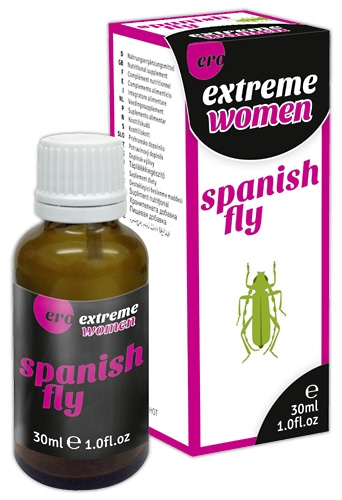HOT Spain Fly extreme women 30 ml - Farbe: transparent - Menge: 30ml