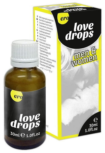 Love Drops (m+w) 30 ml - Farbe: transparent - Menge: 30ml