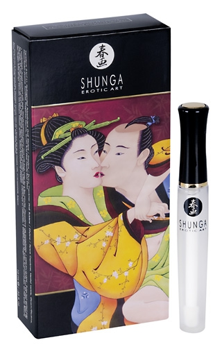 Shunga Divine Oral Pleasure Gloss - Farbe: transparent - Menge: 10ml