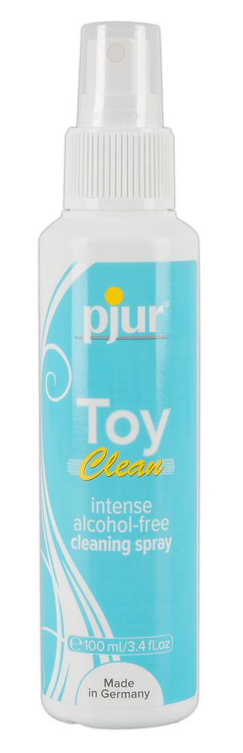 pjur toyclean - Farbe: transparent - Aroma: ohne, Eigengeruch - Menge: 100ml