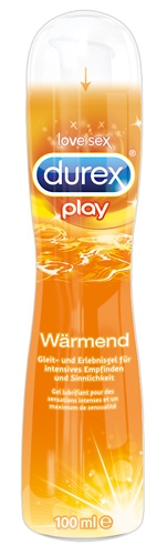 Durex Play Wärmend - Menge: 100ml