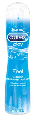 Durex Play - Farbe: transparent - Menge: 100ml