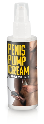 Penis Pump Cream - Menge: 100ml