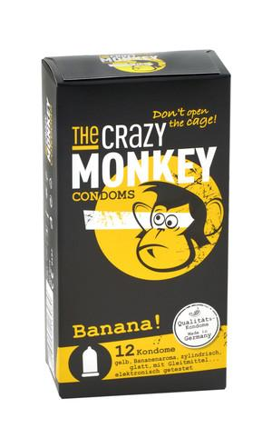 Crazy Monkey Banana 12er