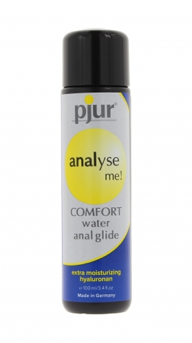 pjur® analyse me! Comfort Water Anal Glide 100ml
