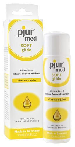 Soft Glide - Farbe: transparent - Aroma: neutral - Menge: 100ml