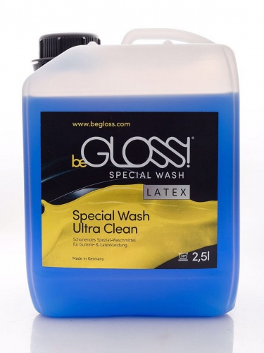 beGLOSS Special Wash LATEX 2500 - 2,5L