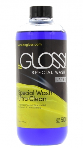beGLOSS! SPECIAL WASH 500 ml