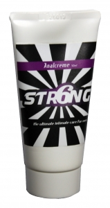 Strong6 Analcreme 50ml