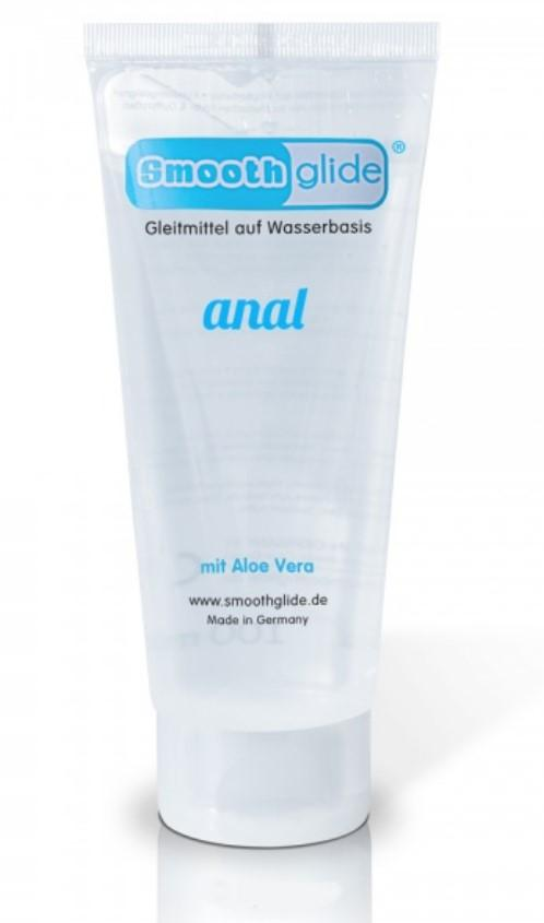 Smoothglide Waterbased Anal mit Aloe Vera 100 ml