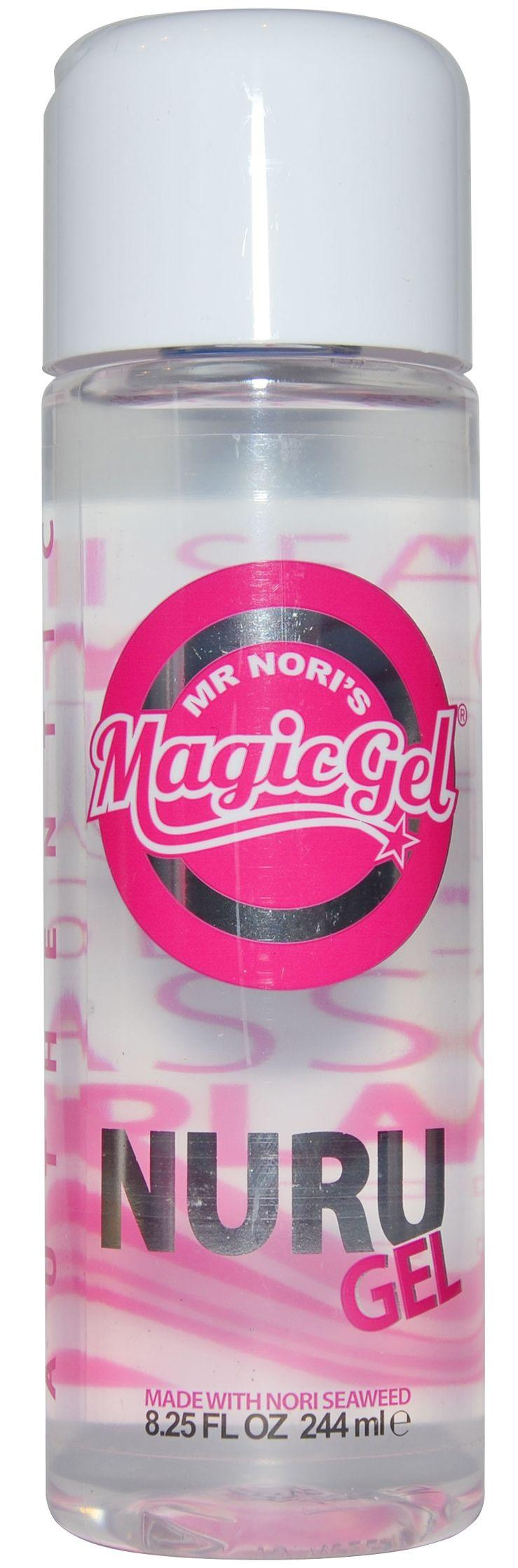 Nuru MagicGel Authentic 244 ml