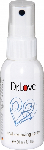 Dr. Love Anal Relaxing Spray 50ml